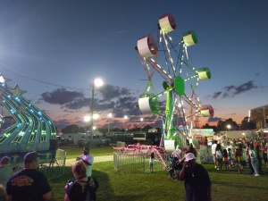 Last Fair at old Montgomery County Fairgrounds; © Therese A Schoch 2017