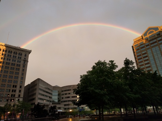 21-Rainbow over dayton