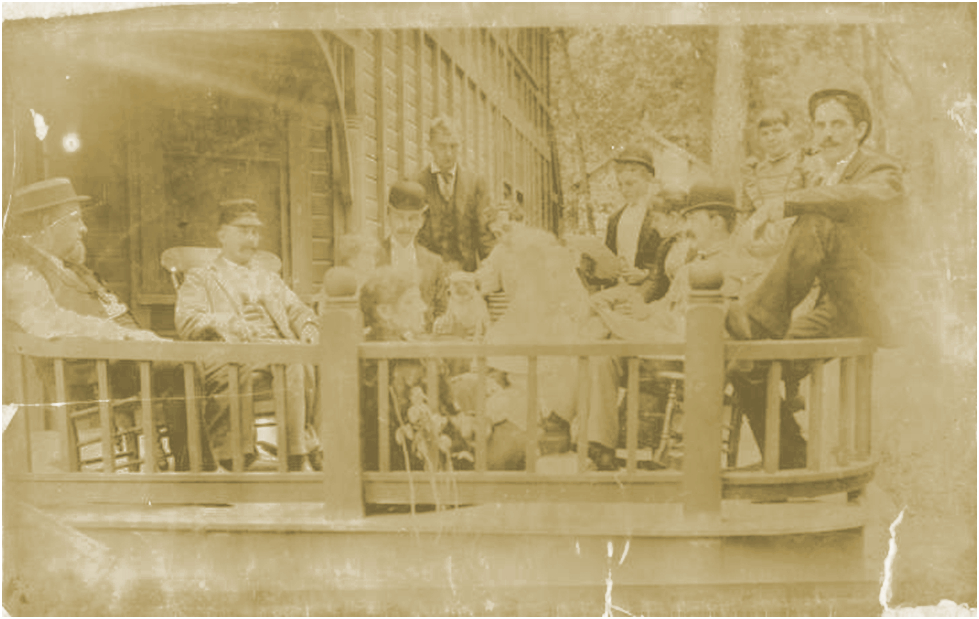 Bests at Idlewilde 1893