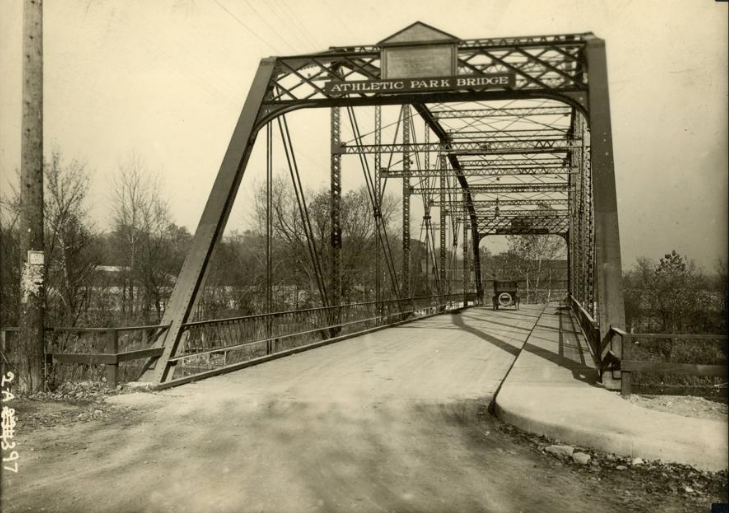 First Ridge bridge-1910ish