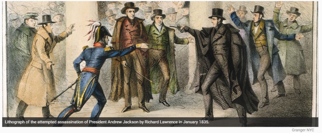JACKSON assassination